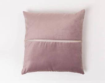 Velvet Touch Cushion . Mademoiselle Rose | Velvet Cushion | Throw Pillow | Velvet Pillow | Pillow Case | Decor Pillow | Accent Pillow