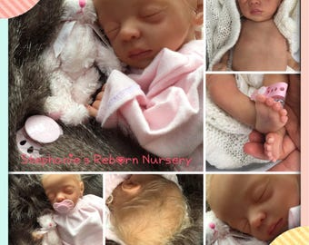 Blessing by marita winters reborn custom baby to your specifications