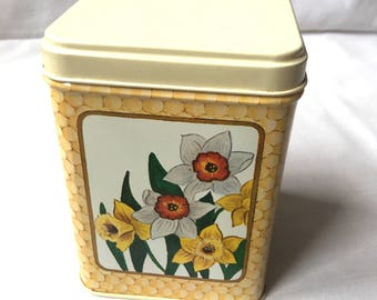 Tin Square Container - Nationwide Fund Raisers, INC