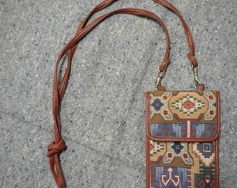 Tapestry Wallet Purse