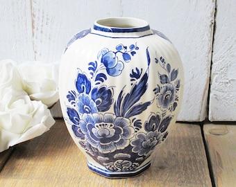 Delft Blue Little Vintage Vase
