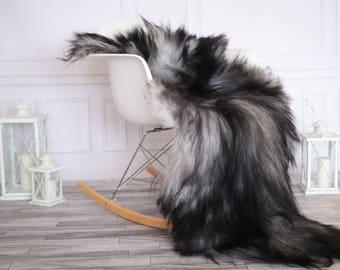 Icelandic Sheepskin | Real Sheepskin Rug | I Gray Sheepskin Rug | Fur Rug | Christmas Decorations #novisl9