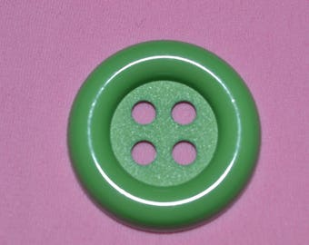 large button round 38mm