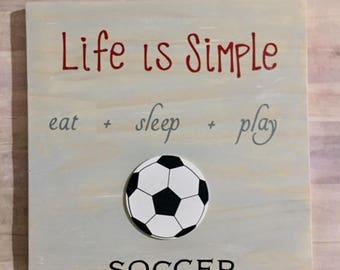 Soccer, Baseball, Hockey, Sports sign,Football
