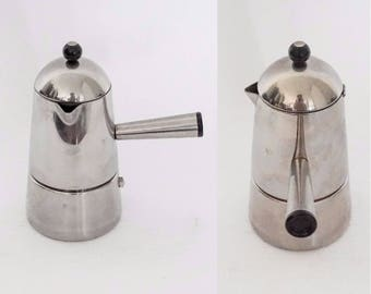 Lavazza Stovetop Coffee Maker : Stove top espresso Etsy