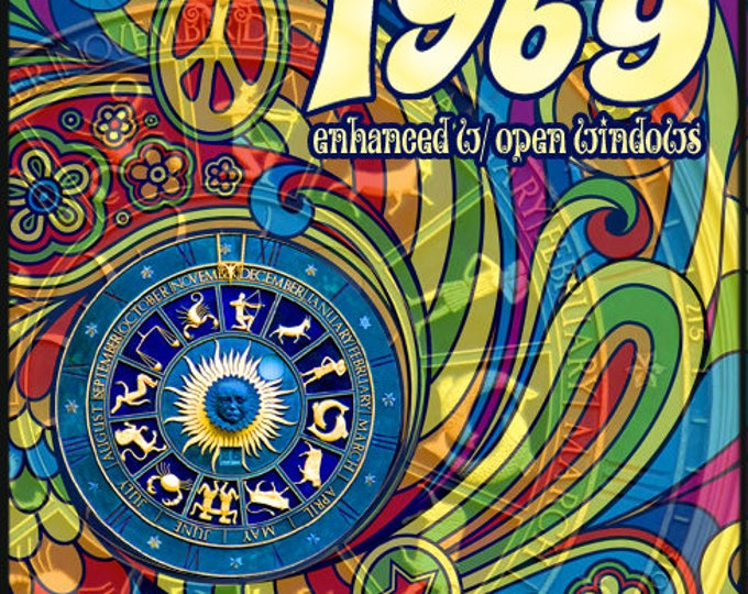 Time Travel: 1969 - Pheromone Enhanced w/ Open Windows - Winter 2017-18 Collection - Love Potion Magickal Perfumerie