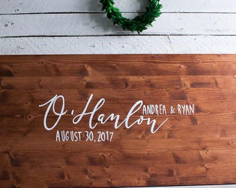 Wedding Guest Book Alternative, Rustic Wedding Guest Book, Wood Guest Book Sign, Rustic Guest Book, Wood Guestbook, Wedding Guest Book Wood