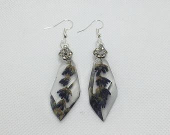 Lavender Crystals