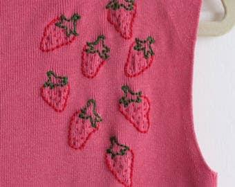 Strawberry Fields Top