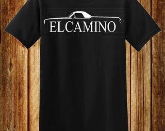 68-72 El Camino T-Shirt