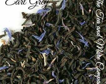 Earl Grey Tea... Loose Leaf Tea, Black Tea, Breakfast Tea, Gift Box, Birthday, Everyday
