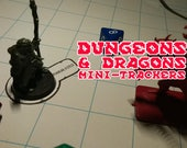 Dungeons & Dragons Mini-Trackers
