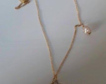 "Necklace mid-length Japanese ""Koi"""