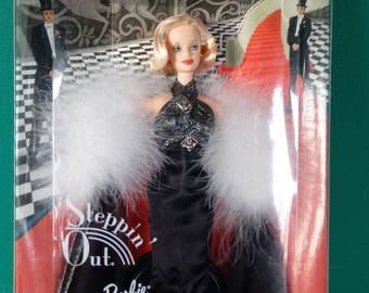 Mattel Steppin' Out Barbie Doll vintage Special Edition Collector Edition