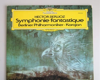 Berlioz - Symphonie Fantastique  -Deutsche Grammophon - Classical Record - 1975