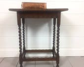 SOLD**Antique English Bar...