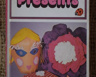How to Make Presents. A Vintage Ladybird Book. Series 633. First Edition