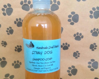 Stinky Dog Shampoo/Soap