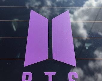 BTS Bangtan New Logo Car/Computer/Wall Vinyl Decal