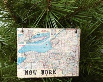 New York State Ornament