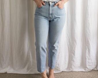 Vintage GAP Denim Jeans / Medium Wash 90s Denim / Women's Vintage Clothing