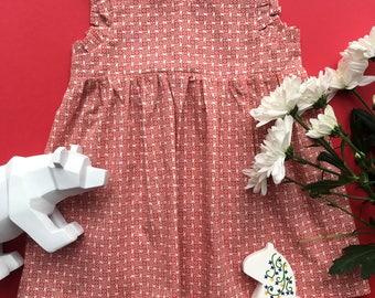 Little dress - little Vendee (white)