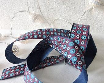 Satin ribbon for decoration