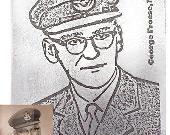 Memorial Plaque, Commemorative Plaque