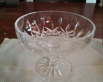Waterford Crystal Compote Bowl
