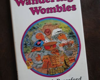 The Wandering Wombles - hardcover
