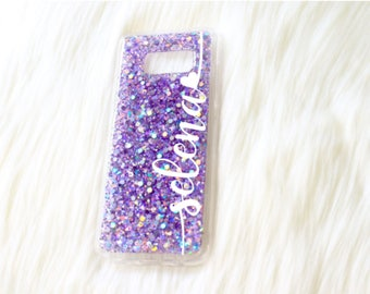 Chandelier Glitter Phone case iPhone 8 case iPhone 8 PLUS case iPhone X case iPhone 10 case iPhone case iPhone 7 case iphone 7 plus case