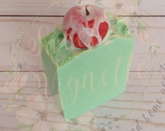 Take A Bite - Handmade Soap