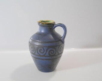 Classic Vase  by Ceramano 214 (?) Decor Pergamon, WGP, West German Pottery