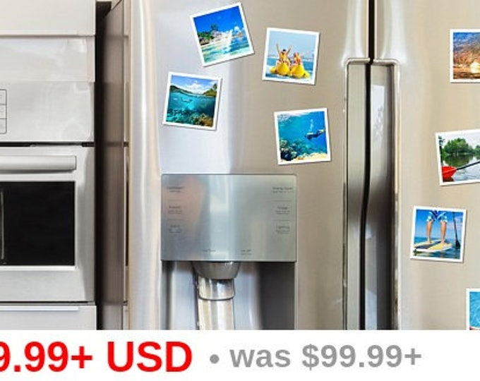 "75х75 mm | Set of 96 photo magnets. 2.95""х2.95"" 