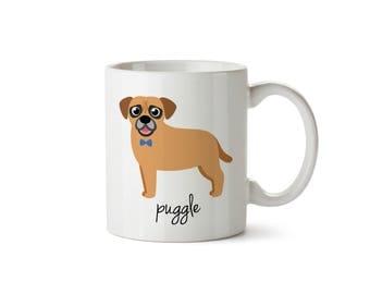 Puggle Mug (boy)