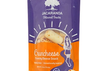 Crunchesse Original - Gluten Free Crunchy Cheese Snacks - 6 bags (2.5 oz. each bag)