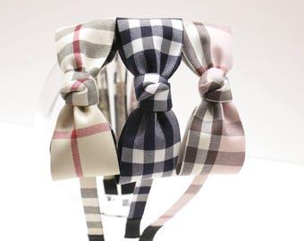 fabric headband, headband for women and girls, cute headband,hair bow
