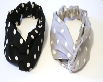 Turban Headband - Bandana Headband Bandana Headband - Turban Headband - Head Wrap