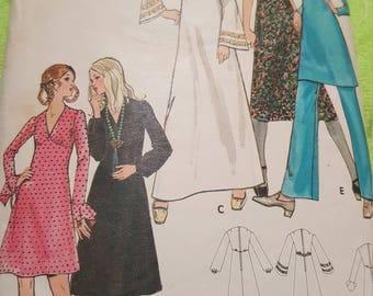 Butterick #6023 vintage pattern. Size 12