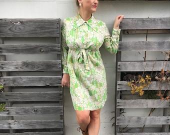 Fun 1960s Go-Go Dress