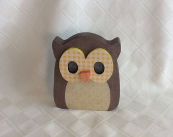 Owl, home decor, home decorations, handmade decorations, wall decorations
