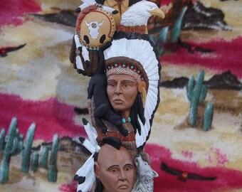 Great Spirit Totem.