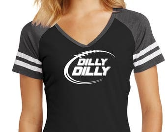 Dilly Dilly Shirt, Dilly Dilly Beer T Shirt, Funny Beer Commercial, Beer Lovers, Vneck Shirt, Gift For Lady Beer Drinkers