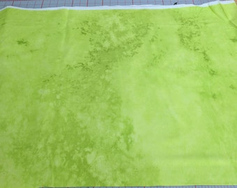 Artisian Spirit Falling Leaves-Kiwi (5073-76) Cotton Fabric from Northcott