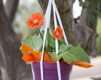 Potted plant holder