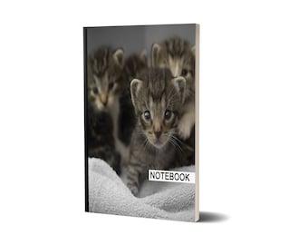 Pet Notebook, Cat 2, Lined Journal, 47A1979177449