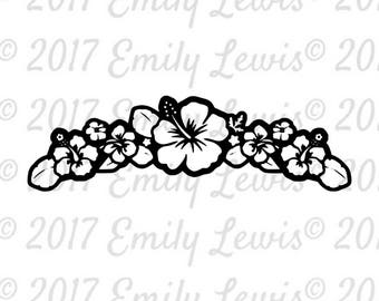 Floral SVG - Floral SVGs - Floral Designs - flower svgs - flower svg - flower cut files - flower svg files - cricut - silhouette - cameo