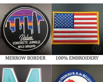 custom biker patches, custom rocker patches for jackets, custom biker rocker patches