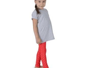 Kid's Christmas leggings