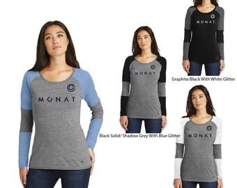 Monat Performance Baseball Tee, Monat Performance Baseball Shirt, Monat Shirt, Baseball Shirt, Performance Baseball Shirt, Monat